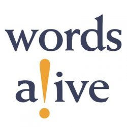 Words Alive Author Event